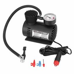 Mini Air Pump 12v Car Air Tire Emergency Locomotive Autocar