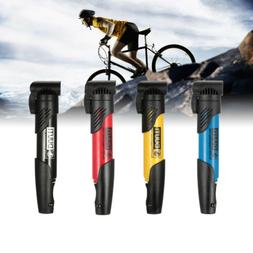 Mini Portable Bicycle Air Pump Bike Tire Inflator MTB Road B