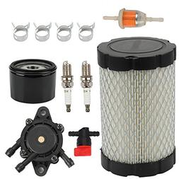 Butom MIU14395 Air Filter with Fuel Pump Fuel Filter for Joh