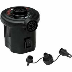 New Intex Quick-Fill Battery Air Pump 6 C-cell Battery Max A