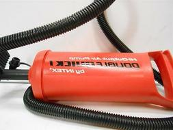 NOS SAND-N-SUN DOUBLE QUICK 1 HIGH-OUTPUT AIR PUMP