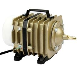 o2 commercial air pump 952gph aquarium hydroponics