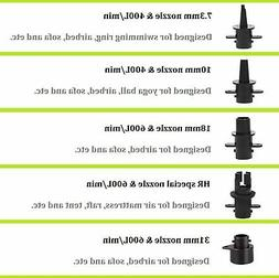 ONG NAMO Air Pump Accessories, Electric Air Pump Nozzles for