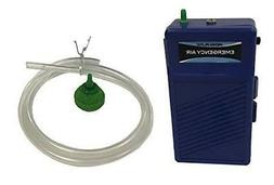 Penn Plax Silent-Air™ Battery Air Pump