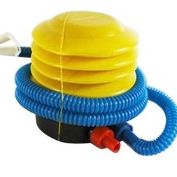 plastic foot operated air pump inflatable toy