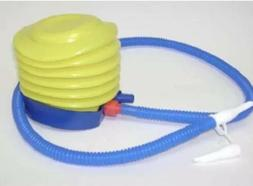 Plastic Hand/Foot Operated Air Pump Bellows Fill Toys & Exer