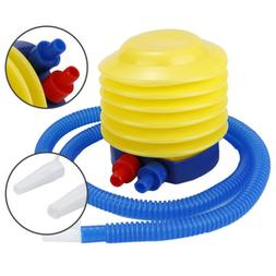 Plastic Inflatable Foot Air Pump Inflator For Swimming Ring