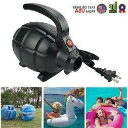 Portable 550W Electric Air Pump For Inflatable Swimming Pool