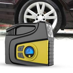 portable Air Compressor Car Tire Inflator Electric Air pump