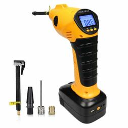 Carywon Portable Air Compressor Pump Cordless Tire Inflator