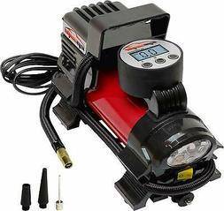 portable air pump 12v compressor tire inflator