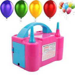 Portable High Power Two Nozzle Air Blower Electric Balloon I