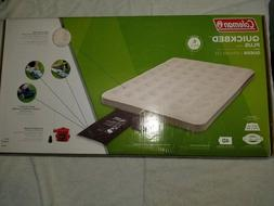 Coleman Quickbed Plus Airbed With 4D Pump Twin, Full, Queen