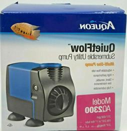 Aqueon Quietflow Submersible Aquarium Utility Pump 2300