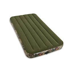 Intex Realtree Prestige Downy Airbed with Separate  Battery