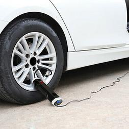 Rechargeable Wireless Air Pump Car Bicycle Tire Wheel Auto I