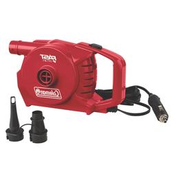 COLEMAN Red Air Pump 12VDC Fast Inflate and Deflate 14 CFM 2