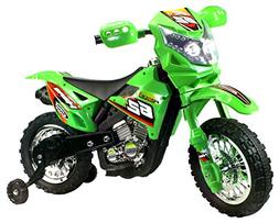 Extreme Rider Dirt Bike Children's Kid's Battery Operated Re