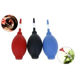 Rubber Bulb Air Pump Dust Blower Cleaning Cleaner for Digita