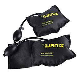 Xinrui Rubber Inflatable Bag and Leveling Alignment Pry Bar,