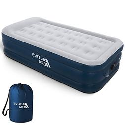 Active Era Premium Twin Size Air Mattress  - Elevated Inflat