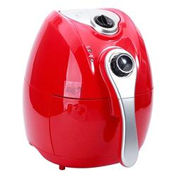 SHUTAO 1500W Smart Multifunctional Electric Air Fryer with A