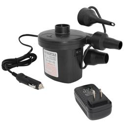 Eazior Smart Quick-Fill AC Electric Air Pump,Best for Airb