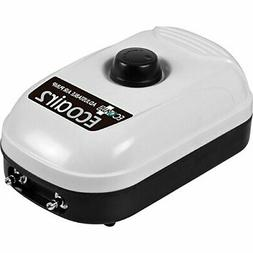 Sunlight Supply Eco Air 2 Adjustable Air Pump ¡ª 2 Outlets