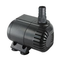 SUNSUN 317 GPH Aquarium Submersible Water Pump Fish Pet Supp