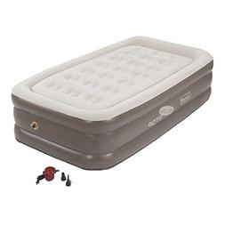 Coleman Supportrest Plus Pillowtop Twin Double High Airbed S