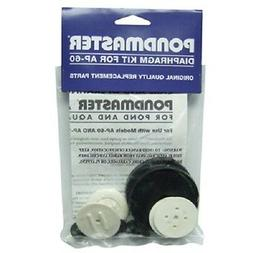 Supreme  ASP14555 Diaphragm Replacement Kit for AP-60 Aquari