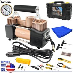 Heavy Duty 12V 150PSI Air Compressor Car Tire Tyre Inflator