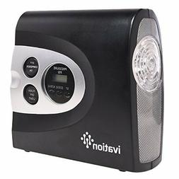 Ivation Digital Tire Inflator – Powerful Electric 12V DC P