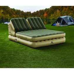 Ozark Trail`` Dual Incline Queen Adjustable Airbed w/Built-i