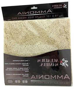 Two Pack of Professional Ammonia Remover Pads, 18 Inch By 10