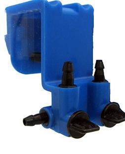 Two pack of 2 Way Gang Valve Professional Edition For Aquari