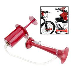 1Pc Ultra Loud Plastic and Iron Cycling Bike Bicycle Air Hor