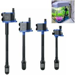 Water Air Pump Filter Submersible 3In1 Low Power Consumption