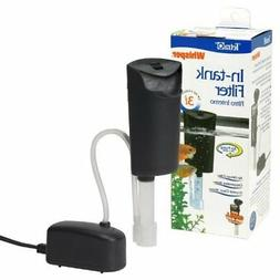 Whisper In-Tank Filter 3i for 1 3 Gallon Aquariums Filters F