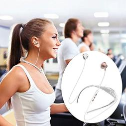 Wireless Bluetooth Magnetic Adsorption Headphones with Micro
