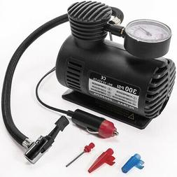 XtremepowerUS 250 PSI 12V Mini Air Compressor 12 Volt Emerge